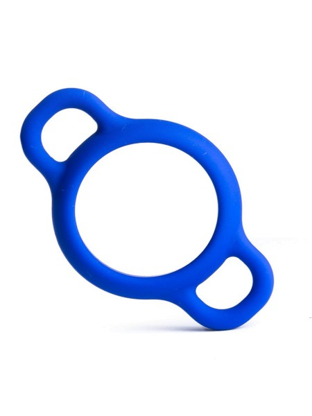 RudeRider Handle Silicone Ring Blue