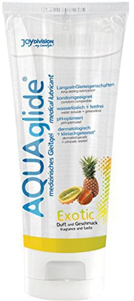 Aquaglide Exotik 100ml