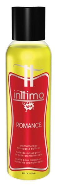 Inttimo by Wet™ Aromatherapie Romance - Massage- und Badeöl