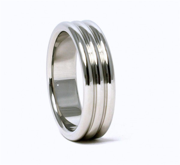 MOI - Mr. 3 Times | Stainless Steel Cock Ring