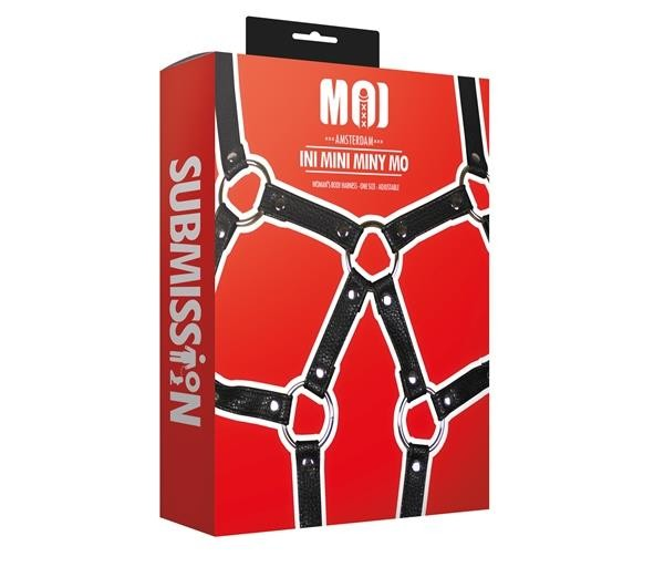 MOI - Ini Mini Miny Mo | Woman's Body Harness-One Size-Adjustable